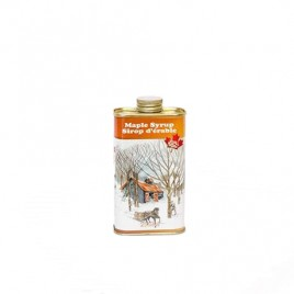 Amber Maple Syrup -Tin Canister 100 ml