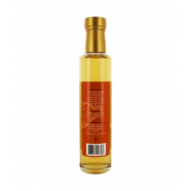 Amber Maple Syrup- Maple Leaf Glass Jar 100 ml